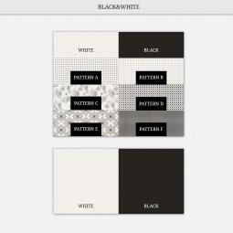 N°10: Black&White